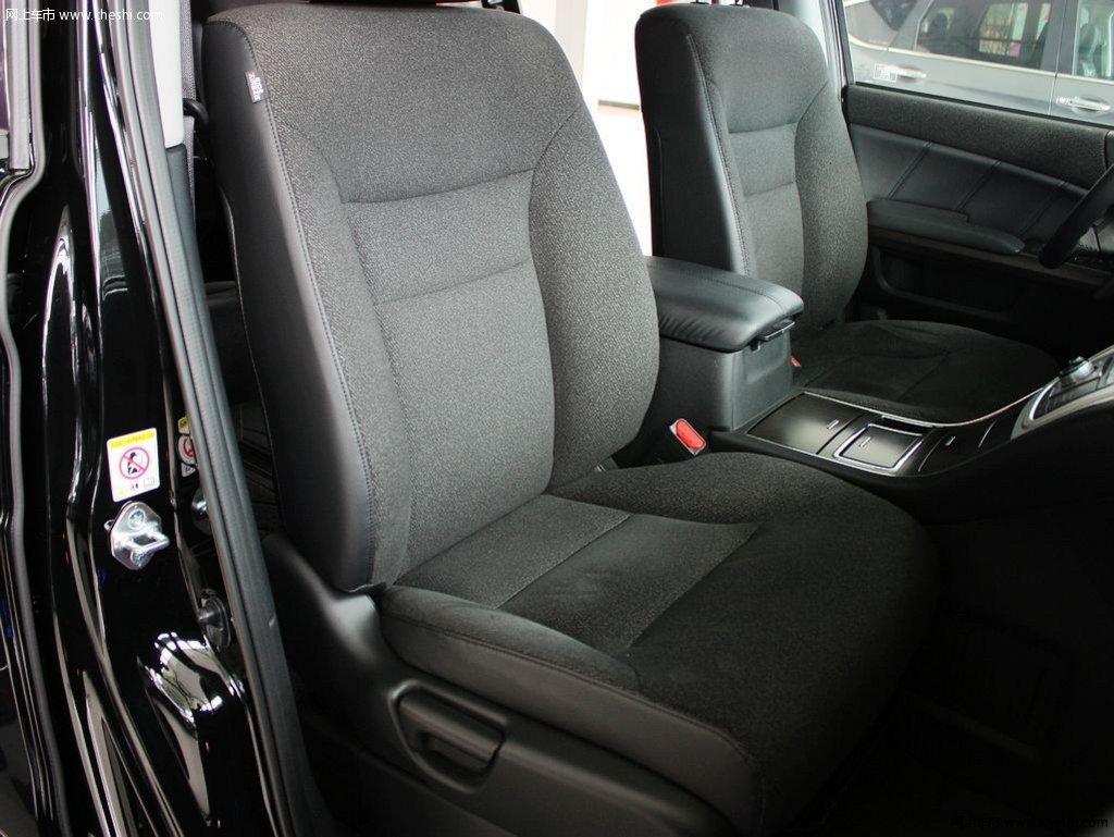 彩晶黑艾力绅座椅空间图片(59/90)_网上车市