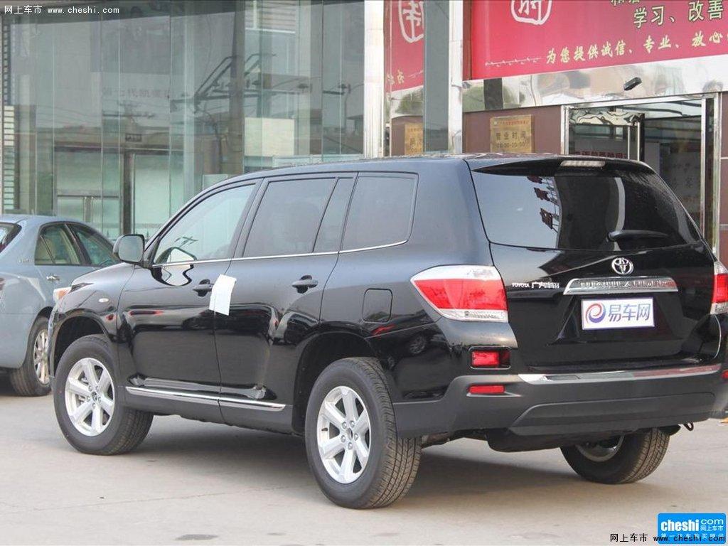 2012年汉兰达停车继电器电路图