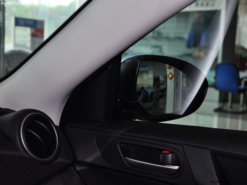 晴空蓝马自达3星骋 2013款 两厢 1.6 自动精英型其他细节高清图片 112高清图片