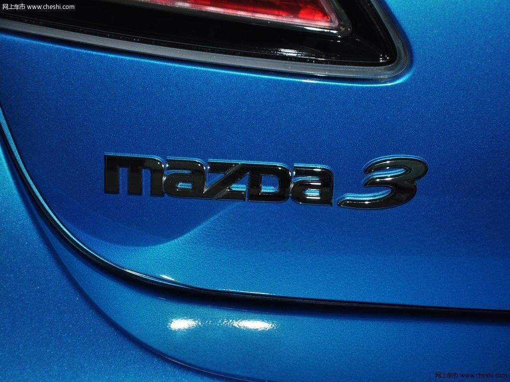 晴空蓝马自达3星骋 2013款 两厢 1.6 自动精英型其他细节高清图片 25 高清图片