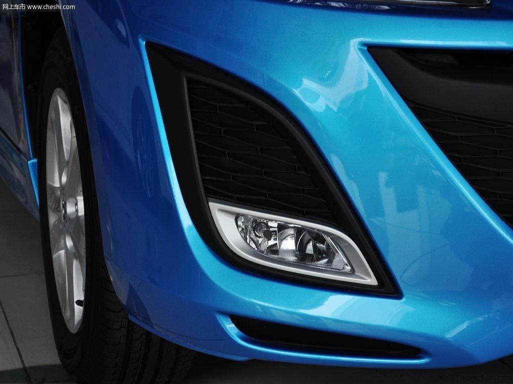 晴空蓝马自达3星骋 2013款 两厢 1.6 自动精英型其他细节高清图片 18 高清图片