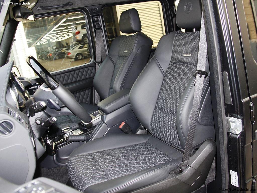 奔驰G级AMG 2013款 G65 6.0TAMG 5座其他细节高清图片 97 115 网高清图片