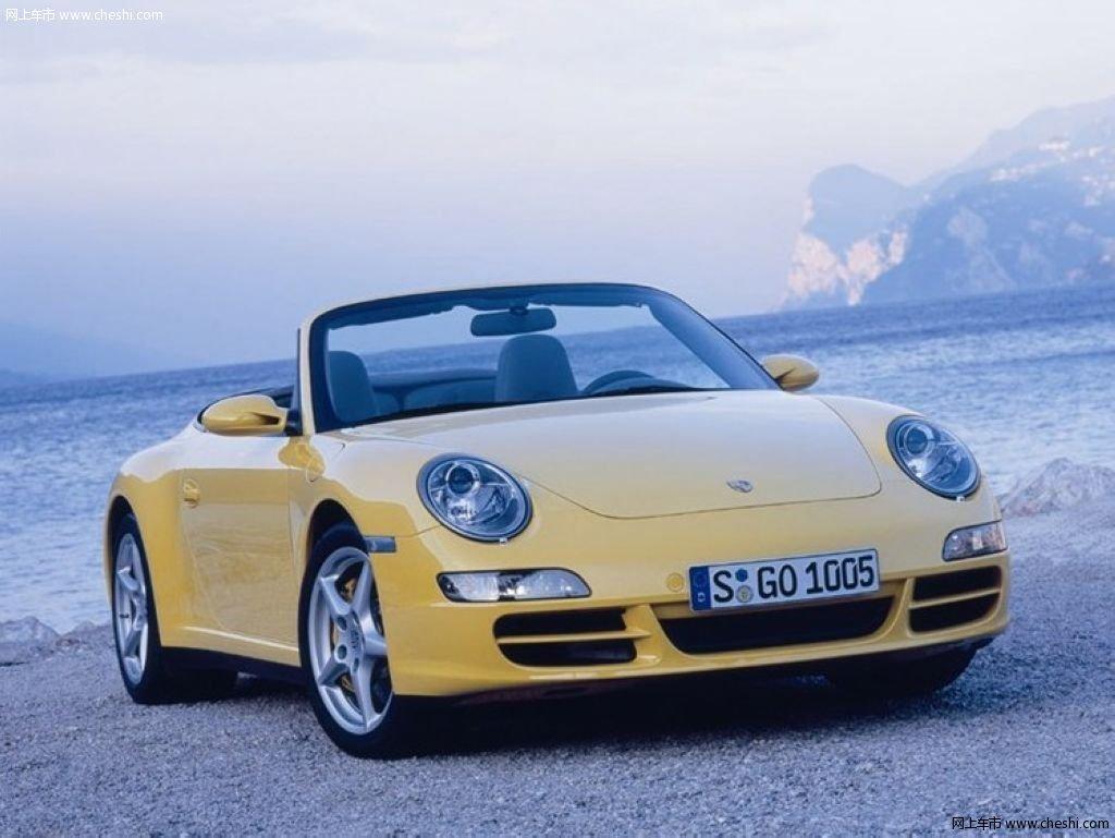 保时捷911 2005款 911卡雷拉敞篷图片