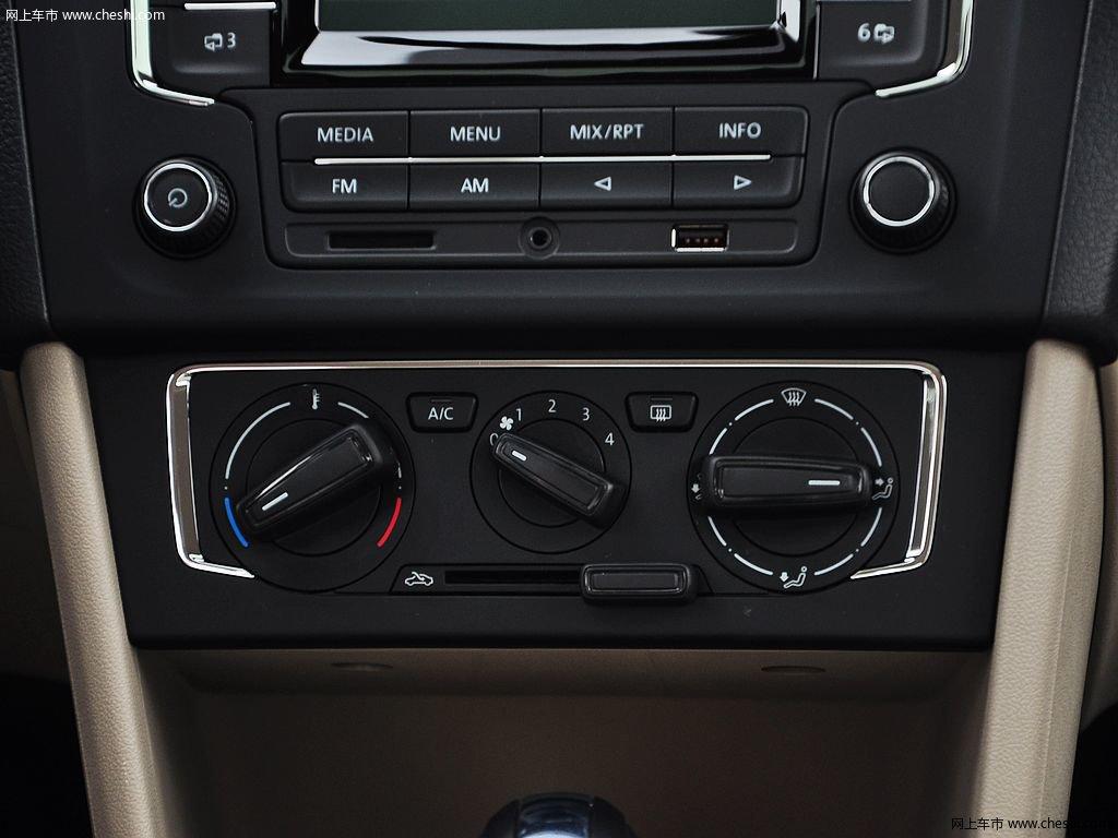 桑塔纳 2013款 1.6l 自动 舒适型图片