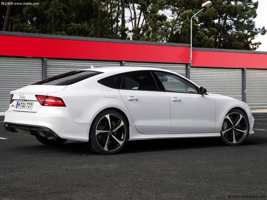 奥迪RS7 2014款 Sportback动态高清图片 69 106 大图高清图片