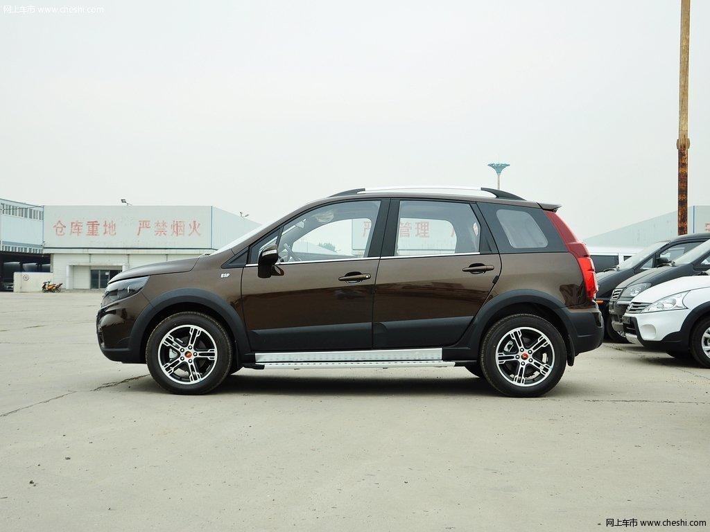 汽车图片 东风风行 景逸x5 2013款 1.