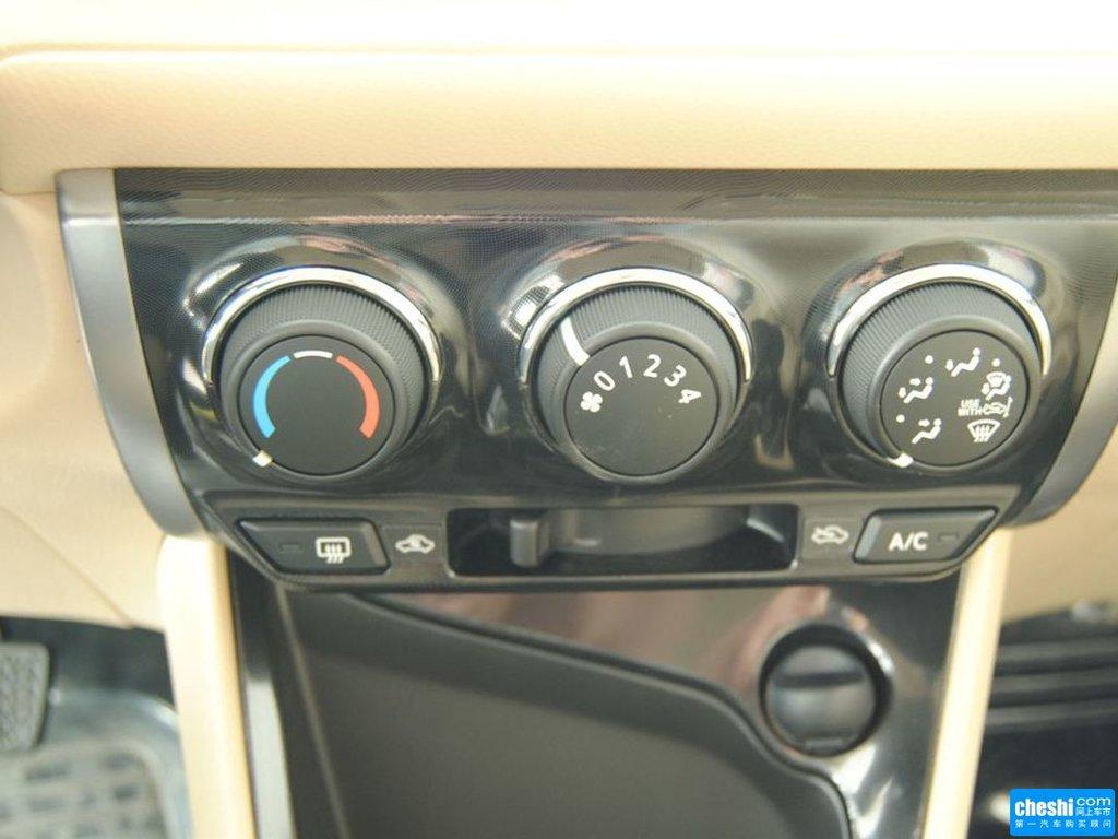 丰田 威驰 2014款