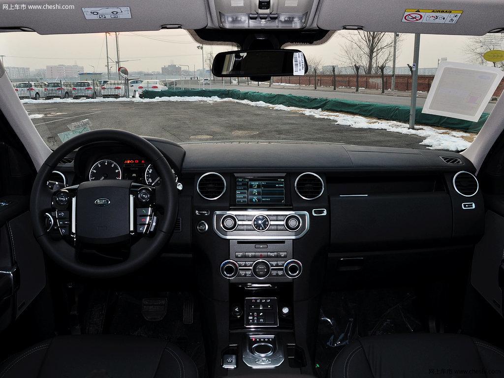 路虎发现 2014款 3.0t v6 schse luxury中控方向盘(1