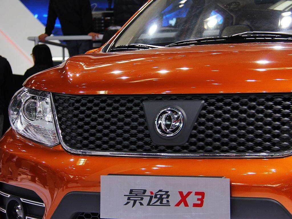 汽车图片 东风风行 景逸x3 2014款 1.