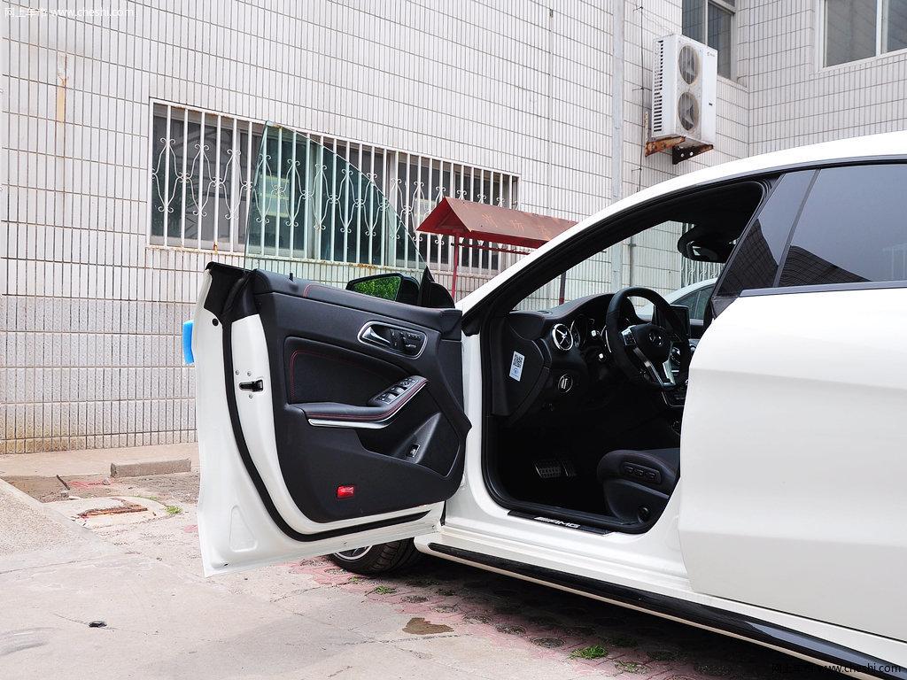 奔驰cla级amg车厢座椅高清图片(8/47)_网上车市(大图)