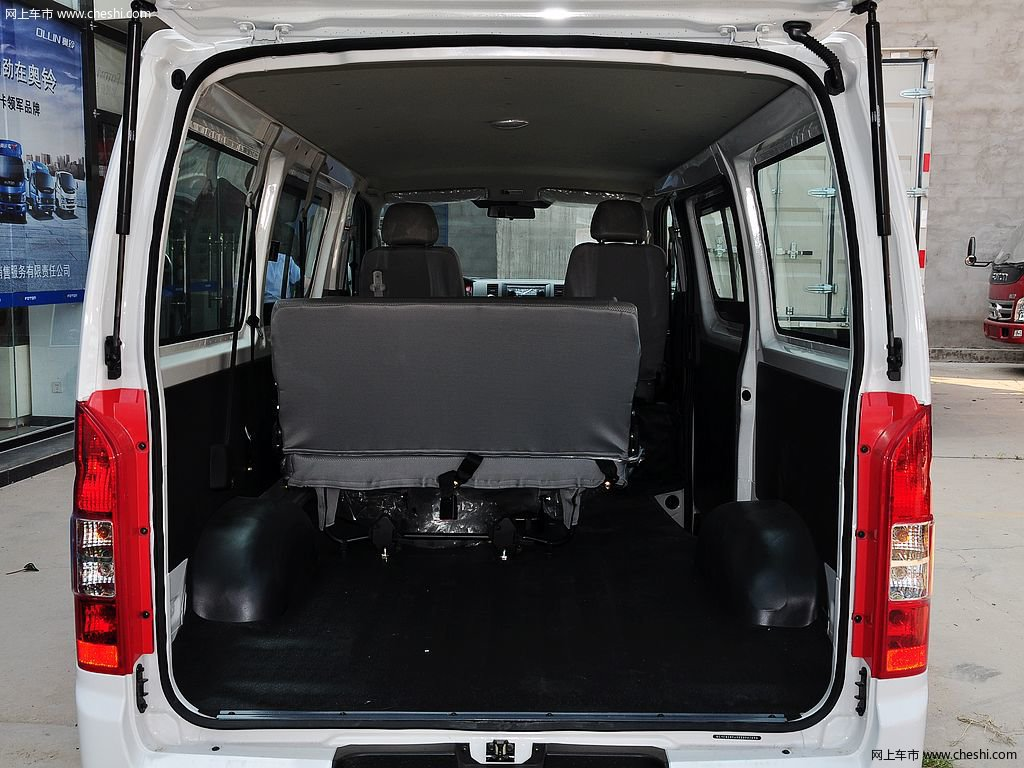 汽车图片 福田 风景g7 2014款 2.