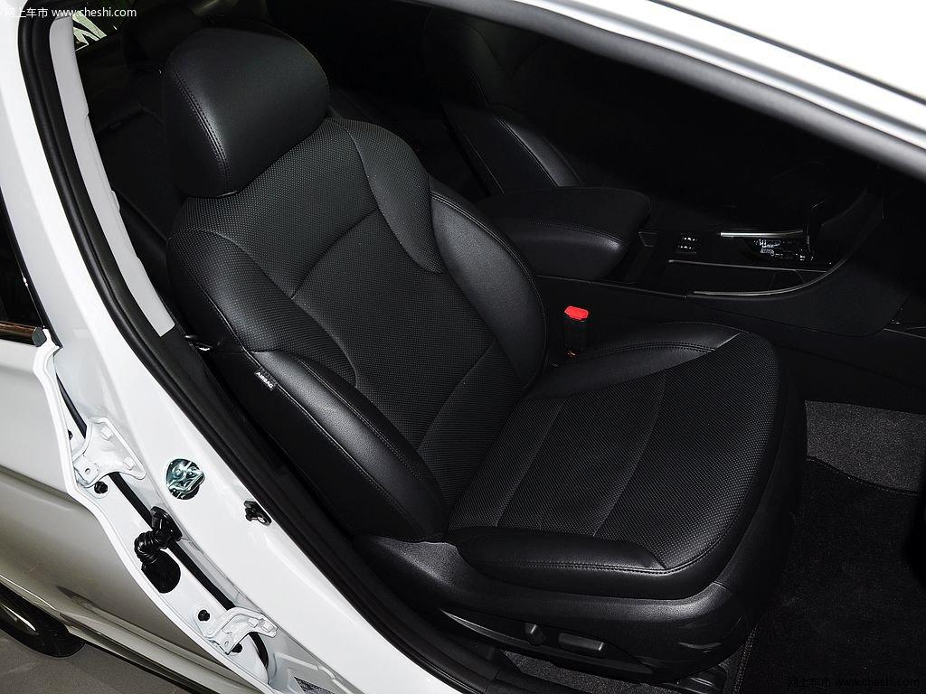 莹白第八代索纳塔车厢座椅高清图片(84/146)