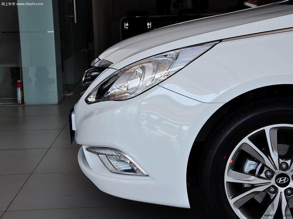 汽车图片 现代 第八代索纳塔 2014款 2.