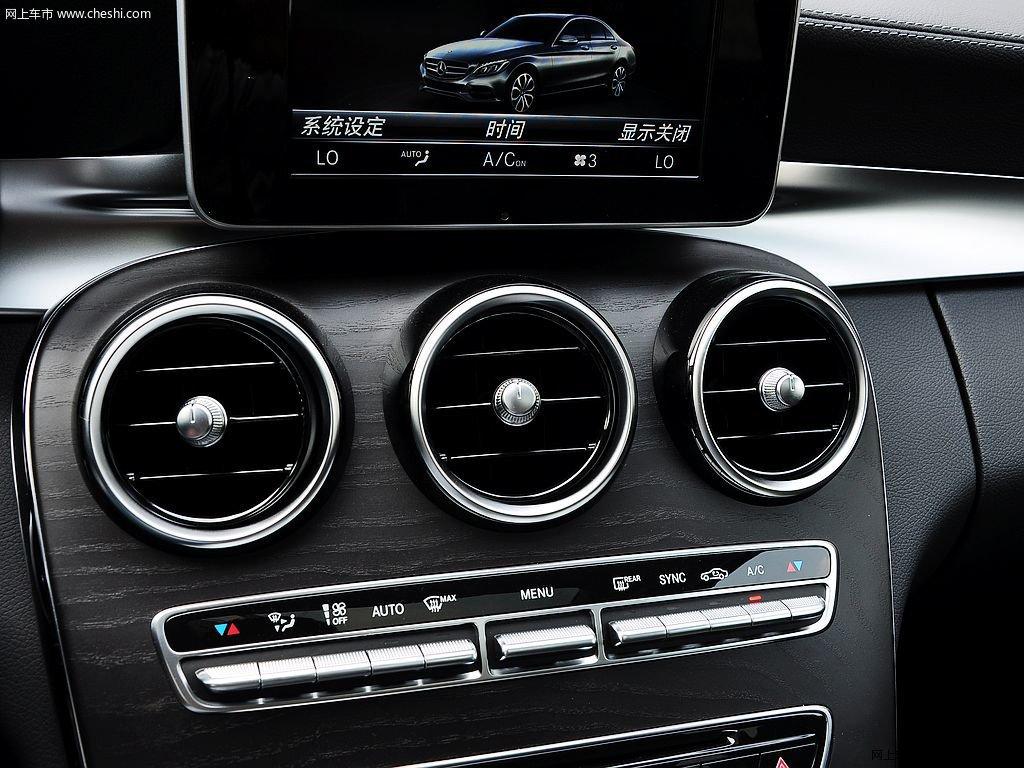 奔驰c级 2015款 c 200 高清图片