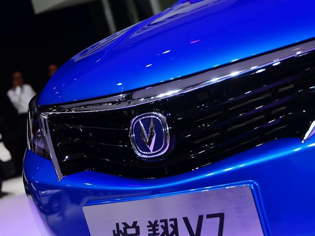 汽车图片 长安 悦翔v7 2014款 1.
