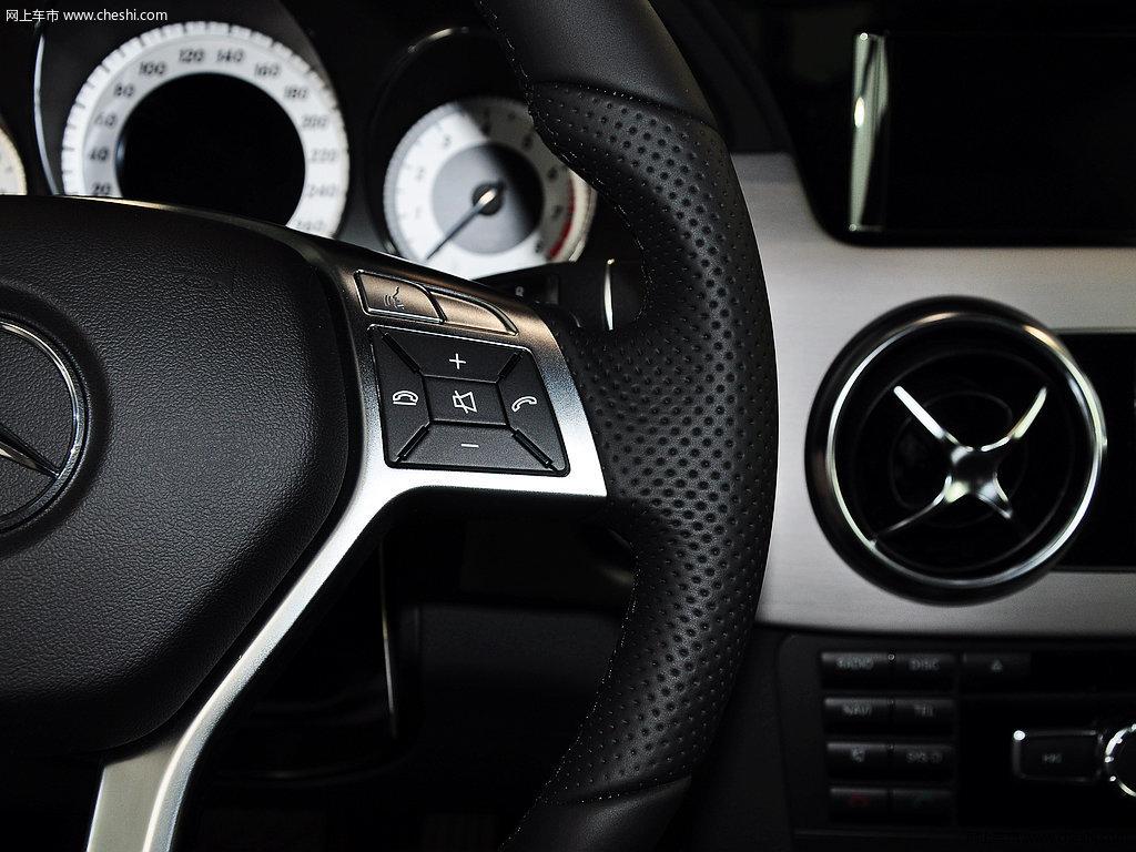 奔驰glk 2014款 glk200 标准型图片
