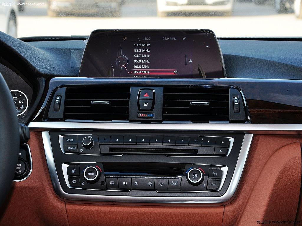 汽车图片 宝马 宝马3系 2015款 320li 豪华设计套装  其他细节 (70