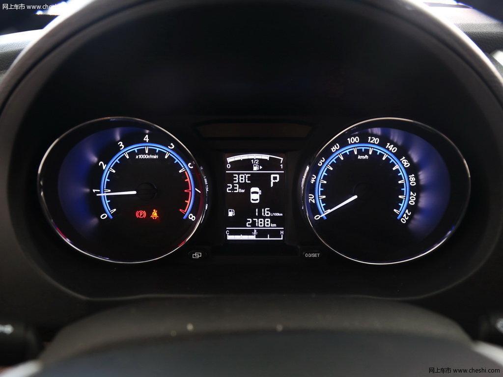 风行SX6 图片