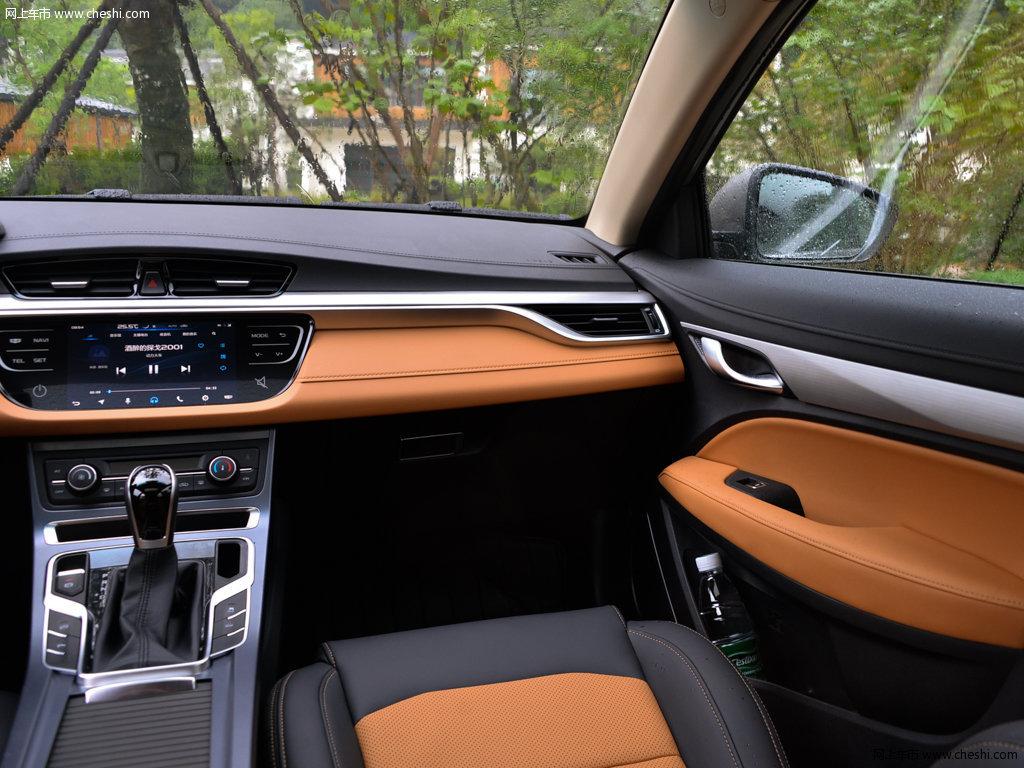 汽车图片 吉利 吉利s1 2017款 基本型  内饰中控 (10/100)    速度