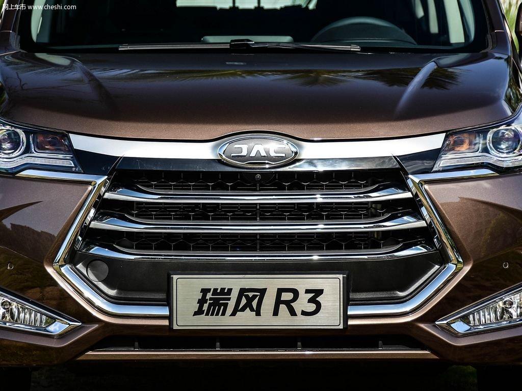 汽车图片 江淮 瑞风r3 2018款 1.