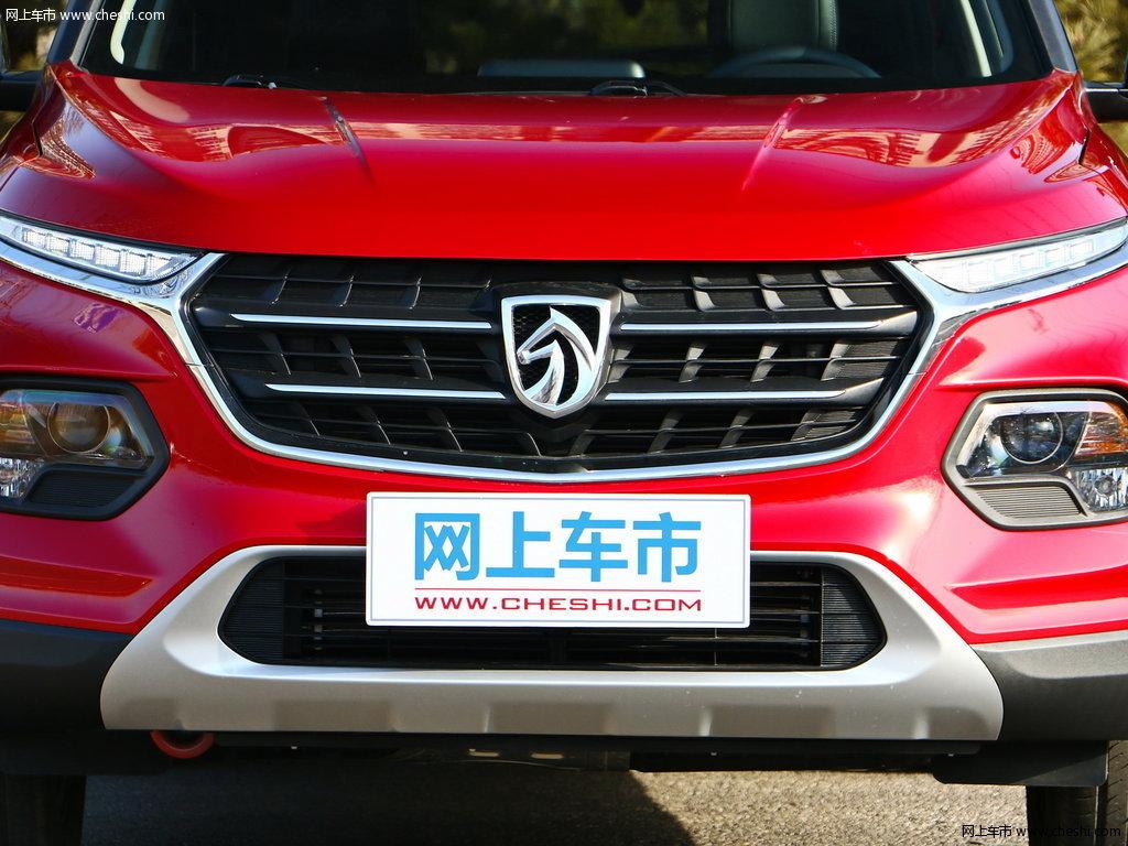 汽车图片 宝骏 宝骏510 2018款 1.
