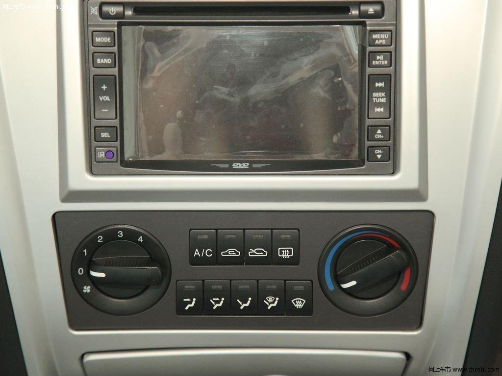 汽车图片 华泰 特拉卡 2010款 2.
