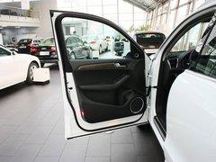 奥迪(进口)  Q5 3.2 FSI Quattro 左前车门正视图