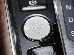 奥迪(进口)  Q5 3.2 FSI Quattro 车辆点火开关特写