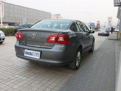 一汽大众  宝来 1.4TSI DSG 车辆右侧尾部视角