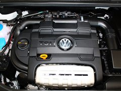 大众(进口)  Cross Golf 1.4 TSI 发动机主体特写