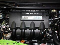 飞度(进口) 2013款 1.3L CVT 混合动力版