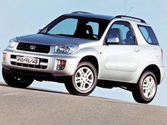 丰田RAV4(海外) 2004款 2.0L 自动 三门