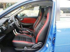 莲花汽车  三厢GT 1.6L 手动 驾驶席座椅正视图