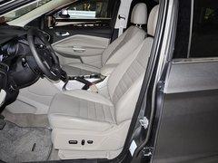 长安福特  翼虎 1.6T AT 驾驶席座椅正视图