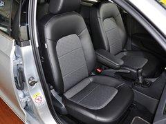 上海大众  1.4L 手动 副驾驶席座椅45度特写