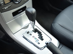 一汽丰田  1.8GL-i CVT 挂档把手特写