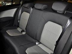 斯柯达  1.4L 手动 第二排座椅45度视角