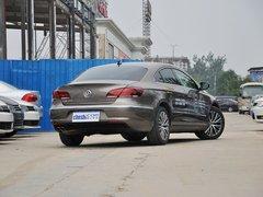 一汽-大众  2.0TSI DSG 车辆右侧尾部视角