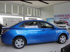 广汽  1.6L 自动 车辆正右侧