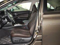 一汽丰田  2.5V 自动 驾驶席座椅正视图