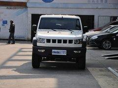 北京汽车  2.4L 手动 车头正面视角