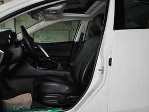 长安马自达  三厢 2.0 自动 驾驶席座椅正视图