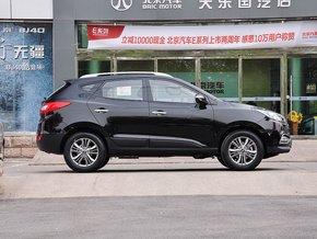 北京现代  改款 GLS 2.0L 自动 车辆正右侧