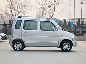 昌河铃木  全能版 1.4L 手动 车辆正右侧