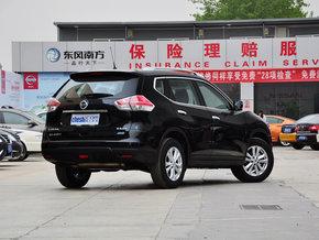 东风日产  2.5L XL CVT 车辆右侧尾部视角