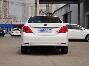 比亚迪  1.5TID 自动 车辆正后方尾部视角
