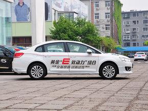 东风雪铁龙  VTS版 1.6L 自动 车辆正右侧
