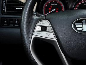 一汽奔腾  1.8T 自动 方向盘左侧