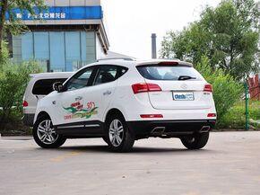 江淮汽车  2.0T 手动 车辆左后45度视角