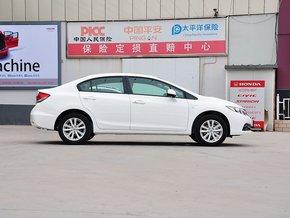 东风本田  1.8L 自动 车辆正右侧